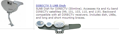 directv-5-LNBs