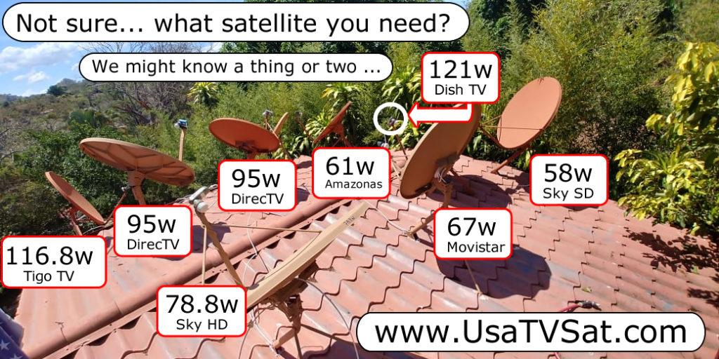 TV Anguilla US Satellite